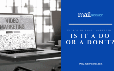 Videos in Email Marketing: Is It a Do or a Don't?