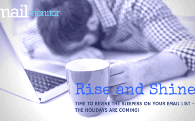 Time to Revive Sleeping Customers on Your Email List