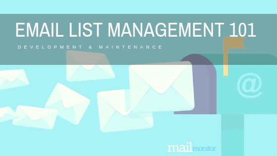 Email List Management 101