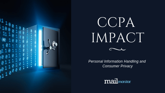The Impact of the California Consumer Privacy Act